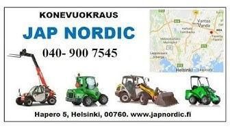 Konevuokraus Helsinki - Jap Nordic Oy - 0409007545