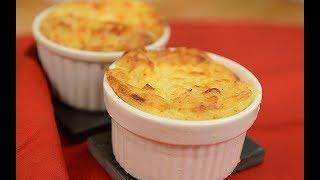 Peynirli Yufkalı Sufle Tarifi - Semen Öner - Yemek Tarifleri