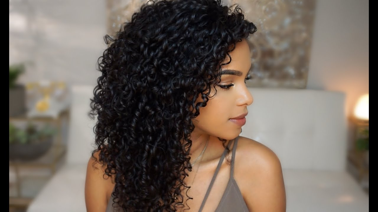 How To Get Long Natural Curly Hair