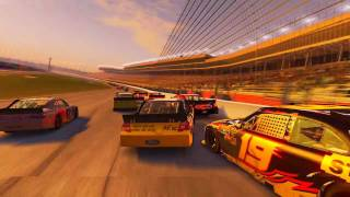 Nascar The Game 2011 - Crash Comp #1 ~ Whispers(Got a little Crash Compilation for you guys! I worked on it for about 3 hours... having to start over on a lot of parts... So I hope you all enjoy!!! :) I do not own any ..., 2011-04-01T22:10:35.000Z)