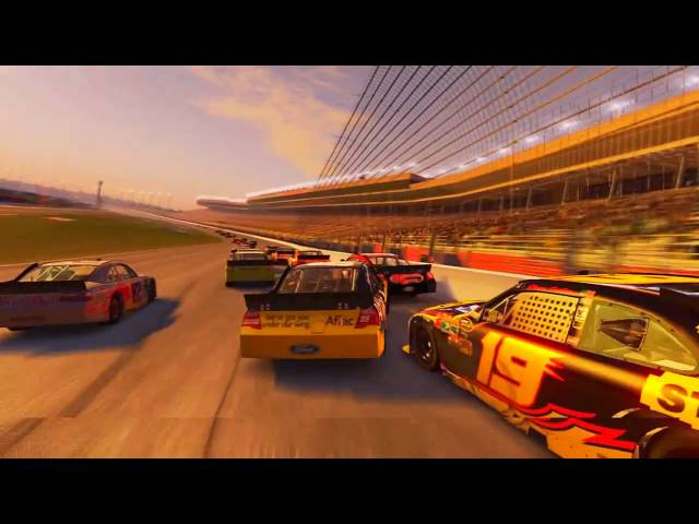 Nascar The Game 2011 - Crash Comp #1 ~ Whispers