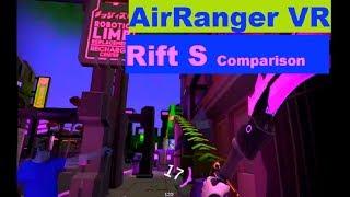 AirRanger VR better on Rift S than Valve Index!