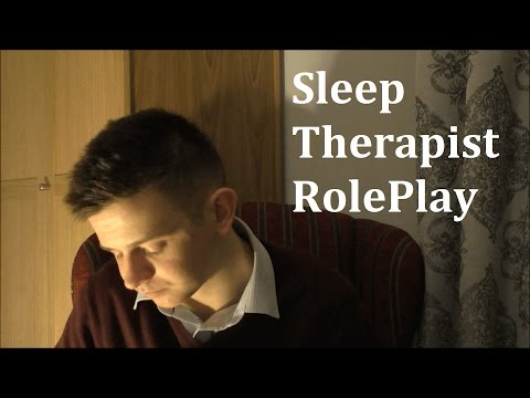 Sleep Therapist ASMR RolePlay