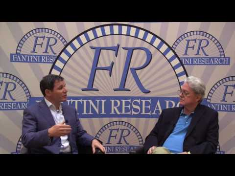 American Gaming Association (Geoff Freeman) G2E 2016 Fantini Research