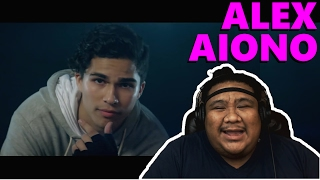 Alex Aiono - Work The Middle [MUSIC REACTION]