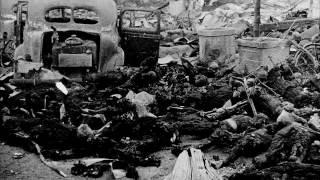 УЖАСНЫЕ ПОСЛЕДСТВИЯ ЯДЕРНОГО ВЗРЫВА над Хиросимой