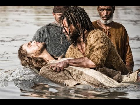 THE ART OF BEING BAPTIZED