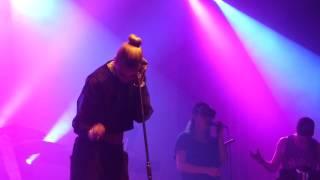 [6] Medina - Keep Me Hangin, I'm Waiting live @ Huxleys Neue Welt in Berlin (02.12.13) HD