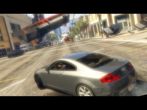 GTA 5 MODS PC Using Manual Transmission FINALLY!! +Heavy MASS