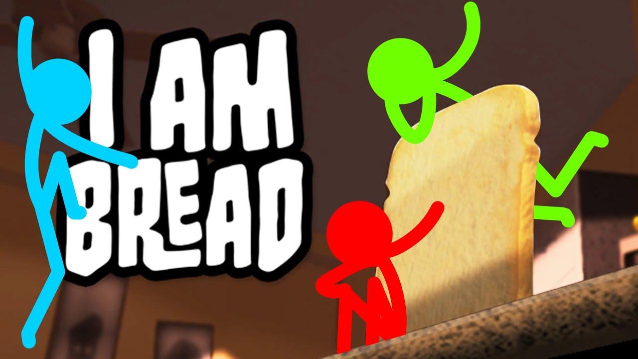The RAGE BEGINS | I Am Bread!