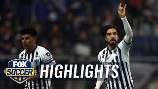 Rodolfo Pizarro puts Monterrey ahead vs. Lobos BUAP | 2019 Liga MX Highlights