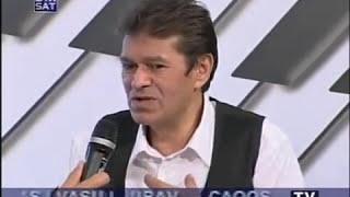 Sinan Sakic - Najava - (LIVE) - Sto da ne - (Tv Dm Sat 2009)