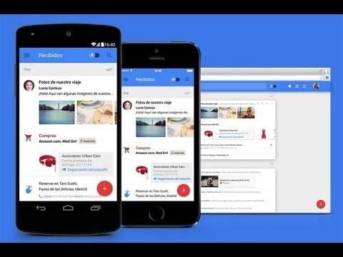 Google Inbox. Эволюция Gmail. Софт для #Android #iOS