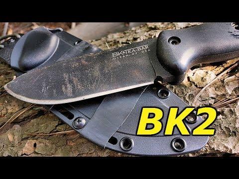 Ka-Bar Becker BK2 Campanion: Made In The USA!