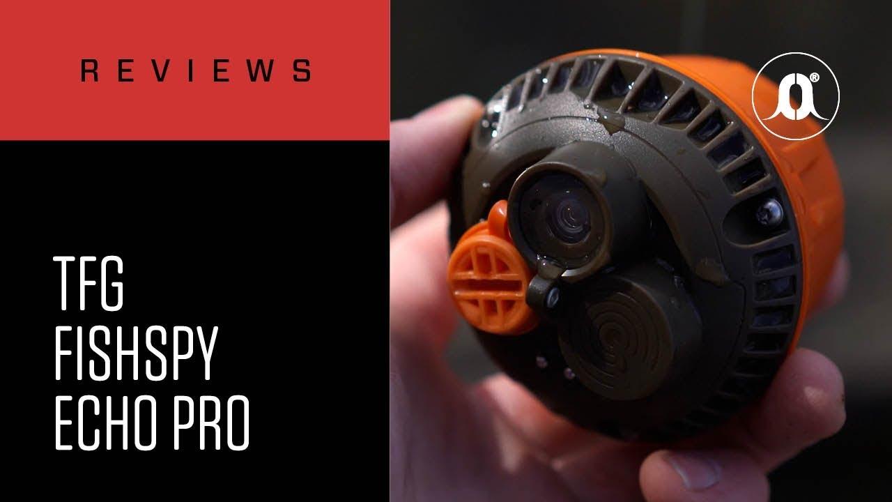 Fishspy Echo Pro Sonar De Profondeur finder /& Live Caméra Pêche GPS-étui de protection