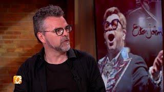 Gererd Ekdom ontroerd door laatste Nederlandse concert Elton John