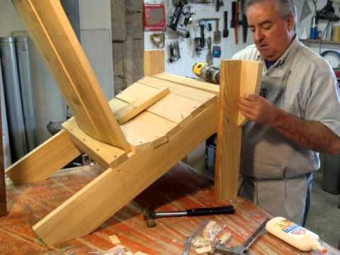Adirondack Chair ready to assemble RTA Gift idea for the