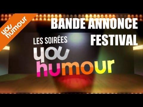 Bande Annonce du Festival YOUHUMOUR 2013