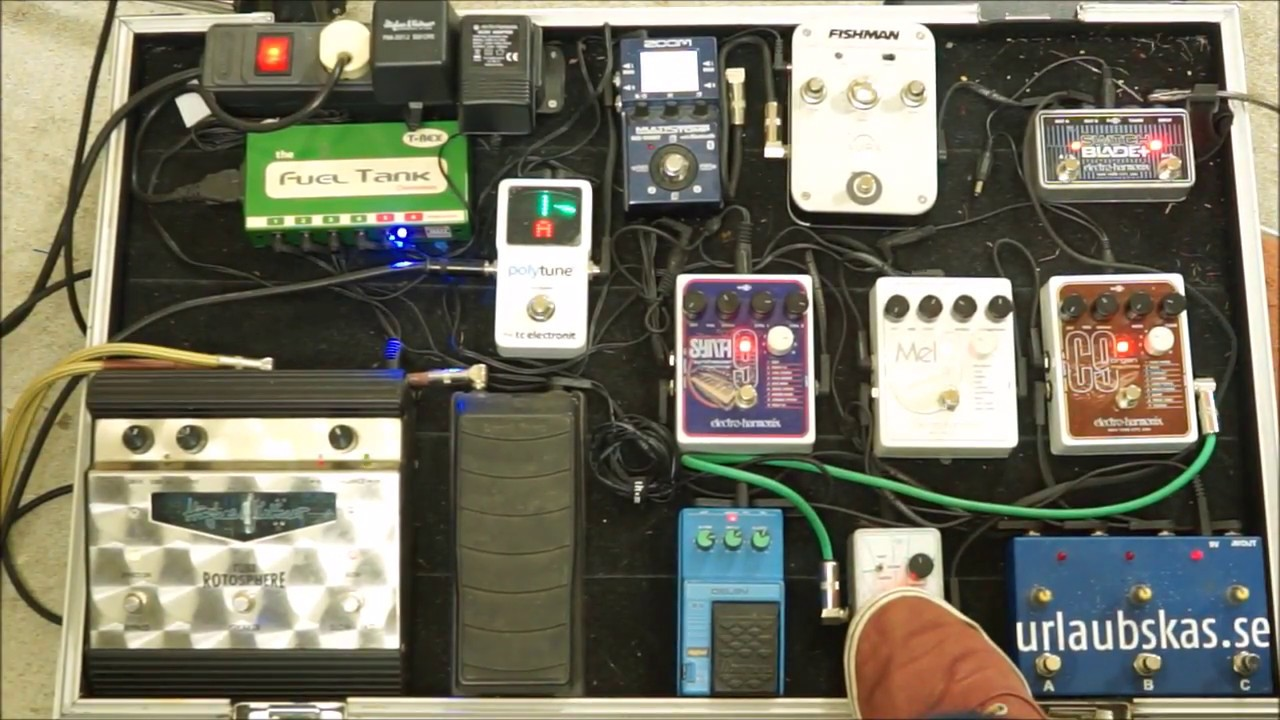 electro harmonix ehx freeze connected before synth9 mel9 c9 youtube. Black Bedroom Furniture Sets. Home Design Ideas