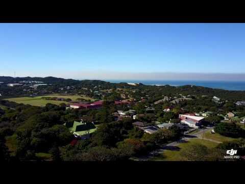 Port Elizabeth Bush Fires Smoke Cloud 9 June 2017