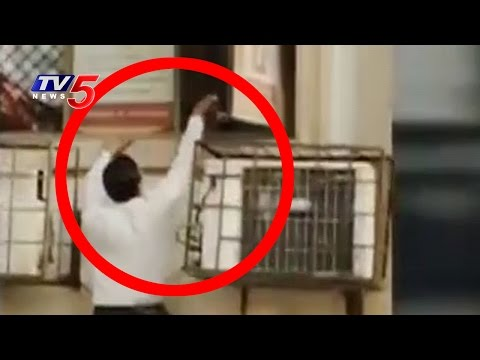 Must Watch the Shocking Video.! Illegal Exchange of Money at Bank Back Door | TV5 News