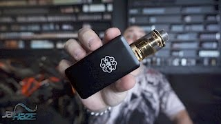 Dotmod Dotbox 75W Box Mod Review and Rundown