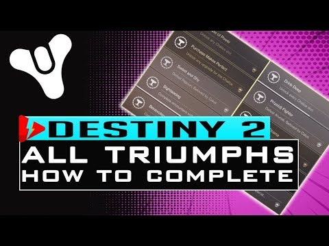 Download HOW TO COMPLETE ALL TRIUMPHS in the MENAGERIE – Destiny 2 Divided We Conquer Secret Triumph