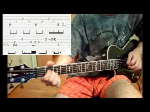 Manowar - Defender intro cover, proper lesson with tabs