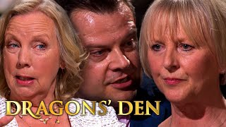 Dragons Suspicious As They Unveil Millionaire's Minuscule Investment | Dragons' Den