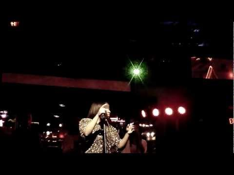 Toia Jones live in concert at the Rose in Montgomery AL. 3/26/2012