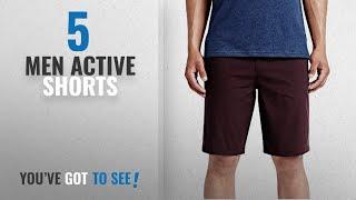 Hurley Active Shorts [ Winter 2018 ] | New & Popular 2018