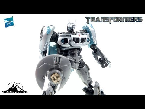 Optibotimus Reviews: Transformers Studio Series Deluxe Class