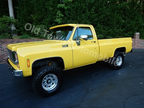 1978 Chevy C30 4×4 Truck for sale Old Town Automobile in Maryland