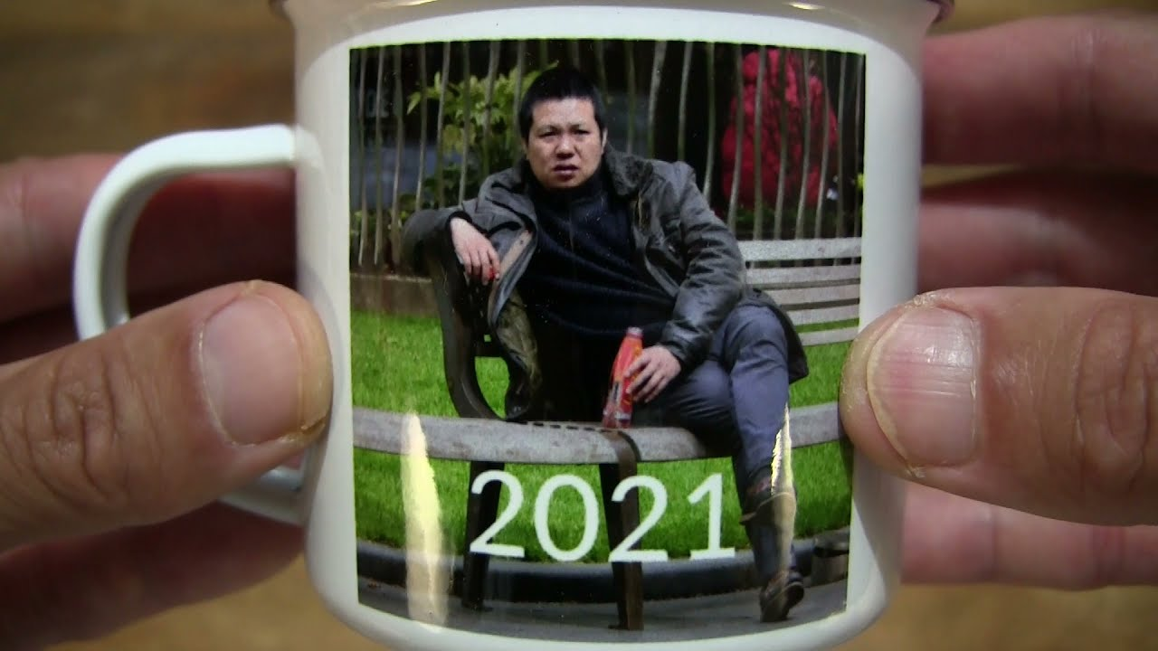 Mypicture Photo Enamel Mug