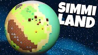 EVOLVING HUMANITY! - Simmiland Gameplay