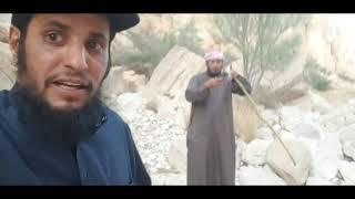 اجمل واخطر رحلة للشلالات والقلات - رحلة عين الوطاة - غرب الهدار-خاالد المبدل