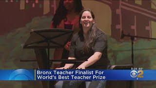 Bronx Teacher A Finalist For World's Best Teacher