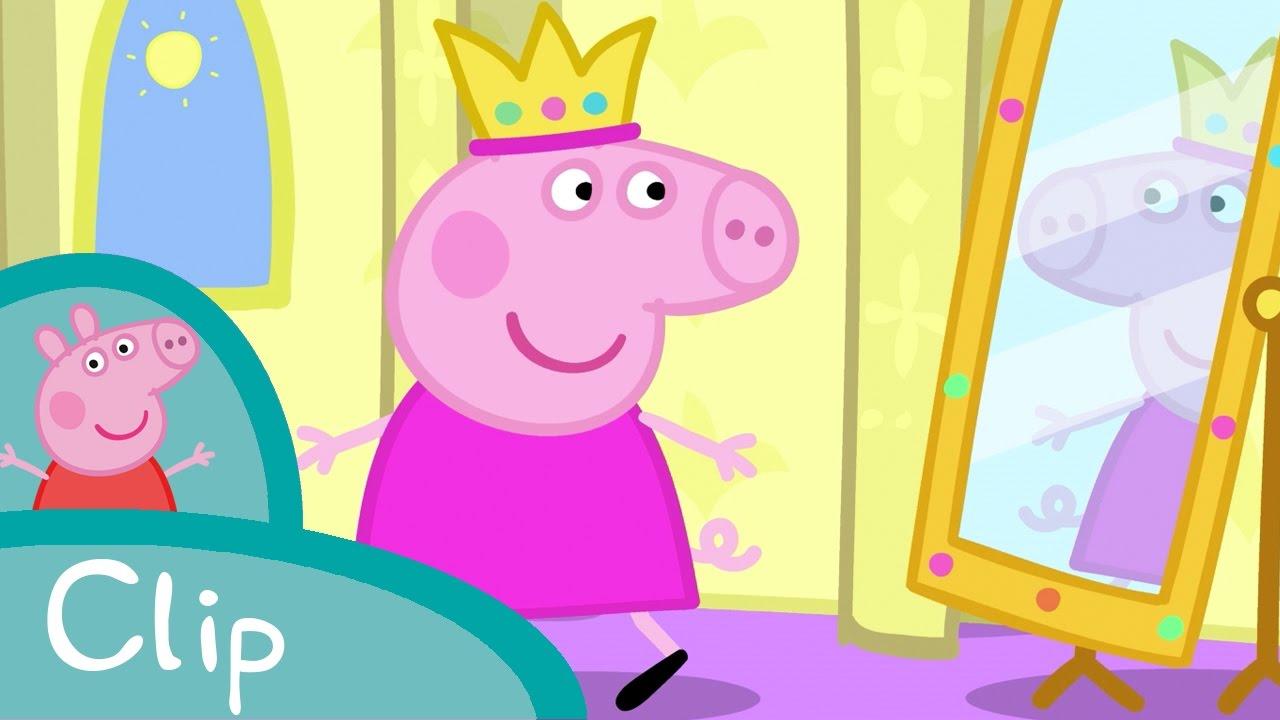 Peppa pig fran ais peppa la princesse dormante youtube - Pepapig francais ...
