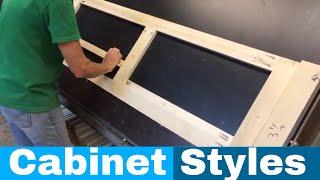 Baixar Hardwood Cabinet Styles - Luxe luxury fifth wheels