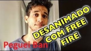 El Gato Foi Banido do Free Fire  Por Erro da Garena