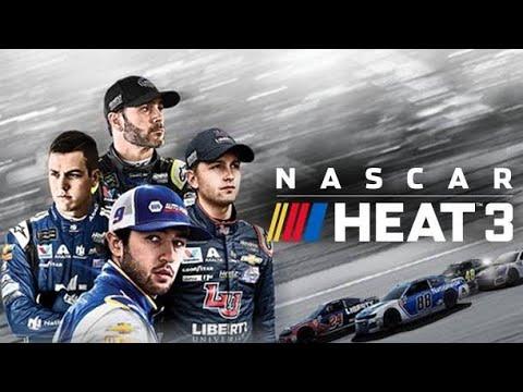 Gameplay#NASCAR Heat 3. |