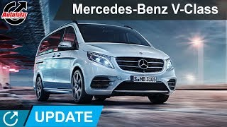 Mercedes-Benz Introduces V-Class In India | News & Updates | AutoToday