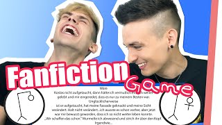 """Niemand wusste, dass ich schwul bin!"" - Fanfiction-Game ft. Darkviktory"