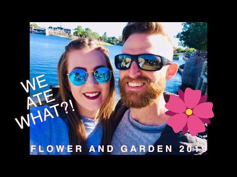 Meet The Robucks: Flower And Garden 2019!!