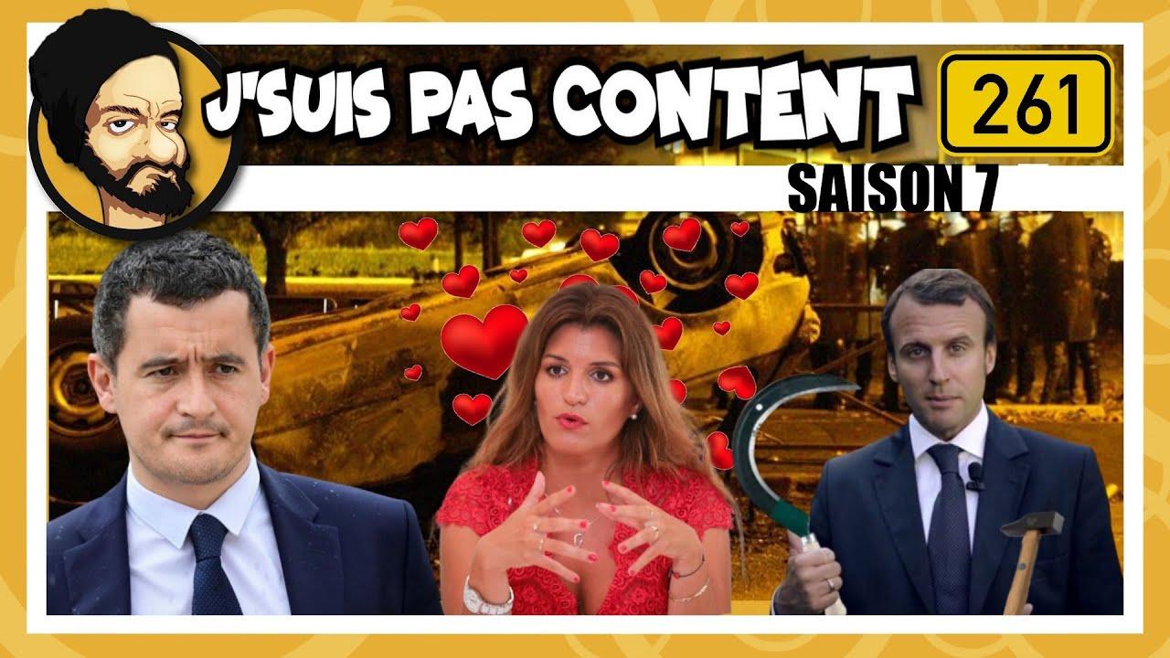J'SUIS PAS CONTENT ! #S07E03 : Rentrée positive, Marlène optimiste & Macron communiste !