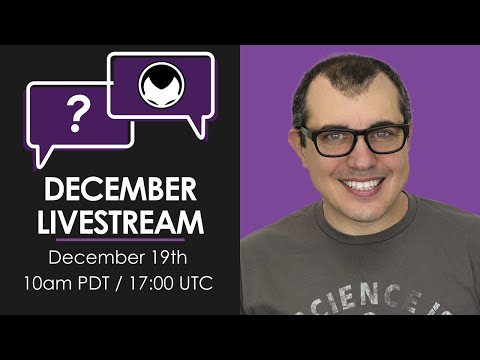 Bitcoin and Open Blockchain Open Topic - December 2020 Livestream aantonop