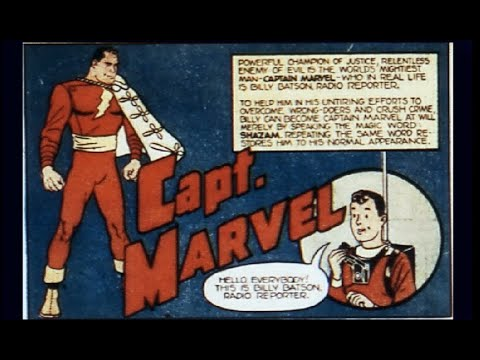 "Captain Marvel: Whiz Comics #4 ""Beautia For President"""