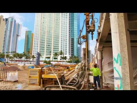 Drilling Systems | Hawaii - Structural Systems