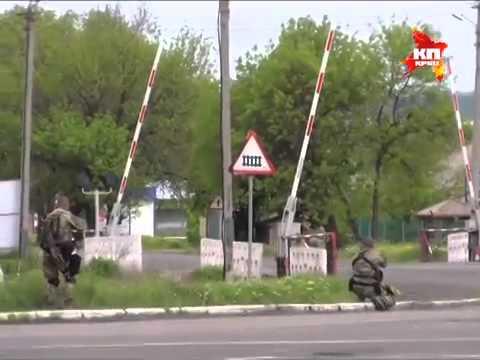 Бой в Семеновке