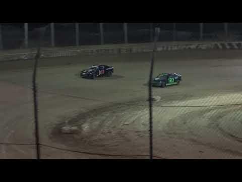 Moler Raceway Park | 8/24/18 | Ike Moler Memorial | The DRC Sport Compacts | Heat 1